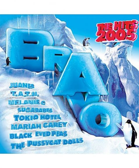 Cool as ice: BRAVO The Hits 2005!