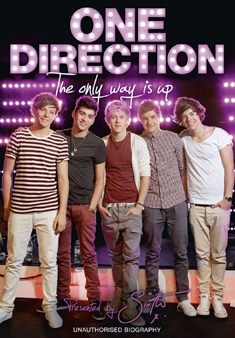 """One Direction: The only way is up"" - die Biographie der erfolgreichen Boyband auf DVD"