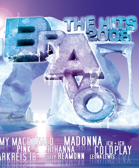 BRAVO THE HITS 2008 - neu ab dem 21.11.!