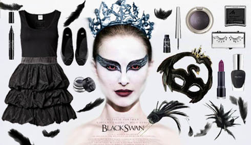 in wenigen schritten zu black swan bravo. Black Bedroom Furniture Sets. Home Design Ideas