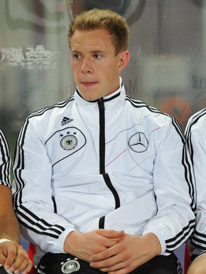 Marc-André ter Stegen im DFB-Dress.