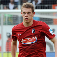 Youngster Matthias Ginter