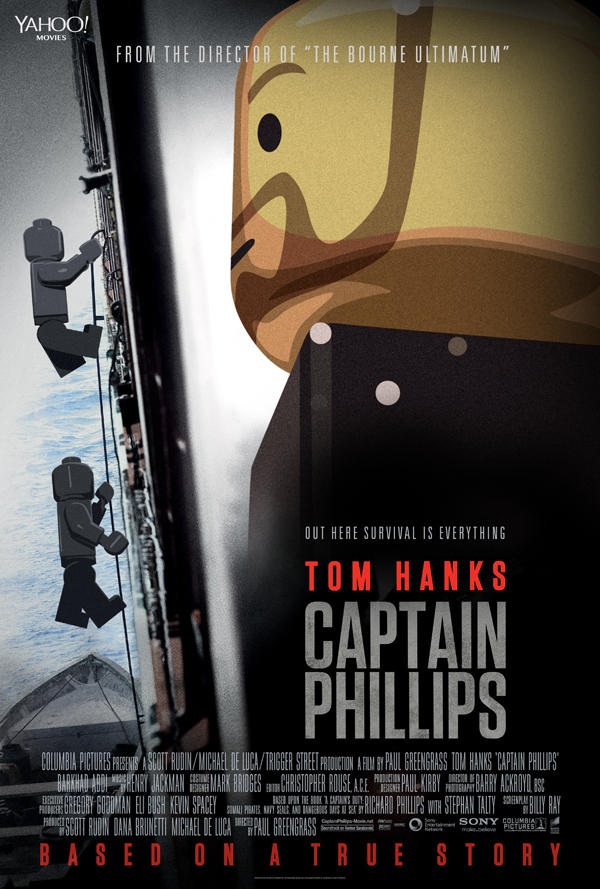 "Lego Version von ""Captain Phillips"""
