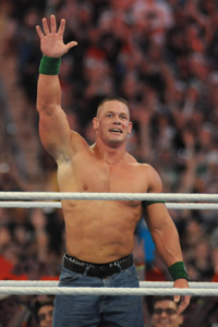 John Cena gehört zu den absoluten WWE-Superstars
