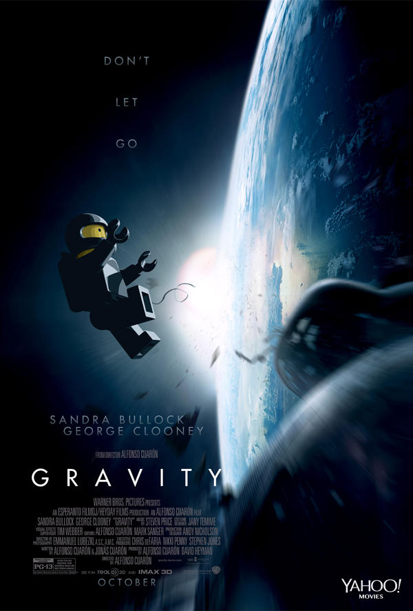 "Lego Version von ""Gravity"""