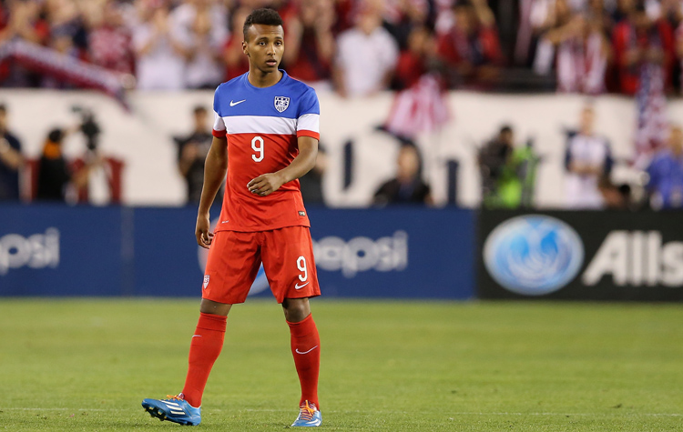 Youngster Julian Green