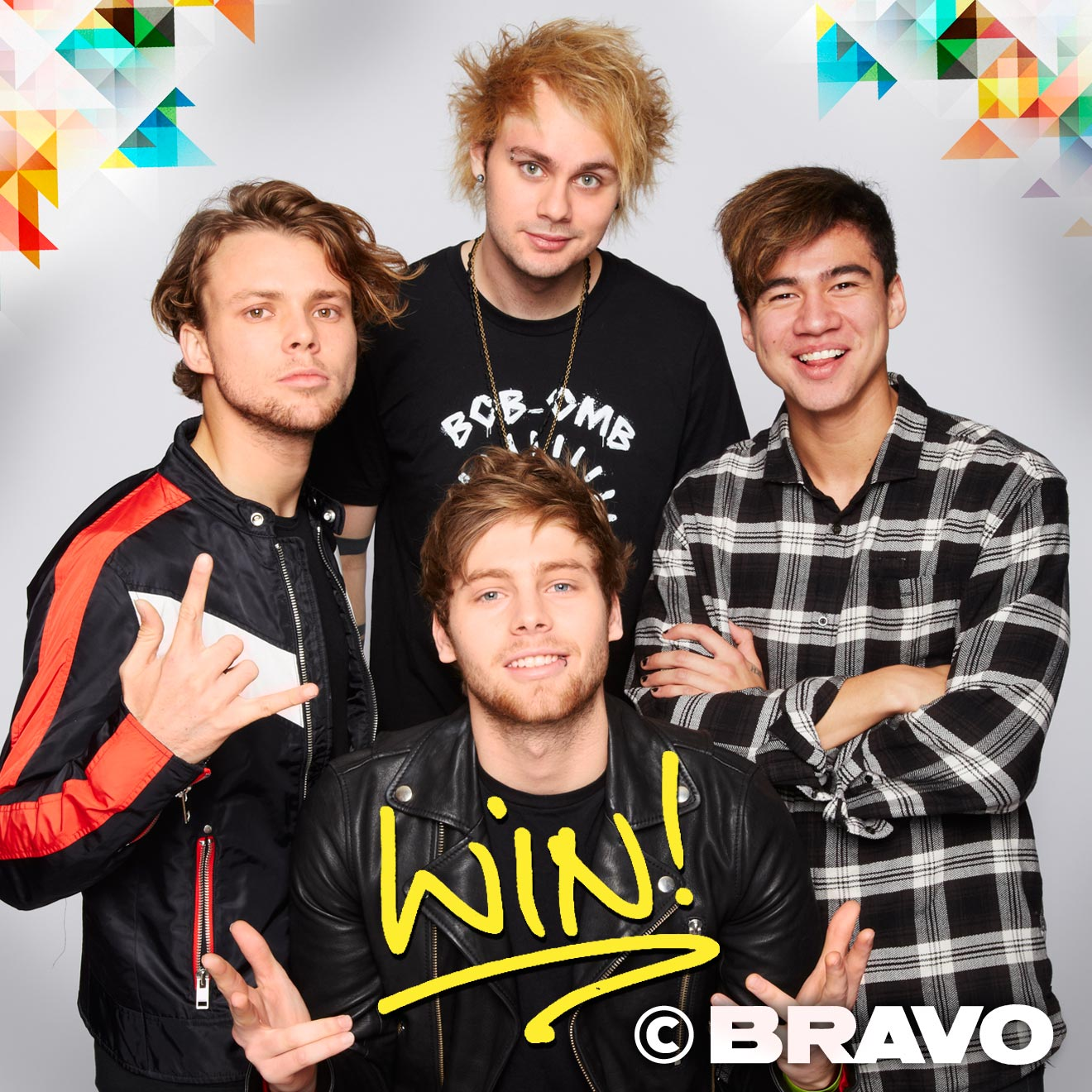 5 Seconds Of Summer: Gewinne ein Meet and Greet mit den Jungs