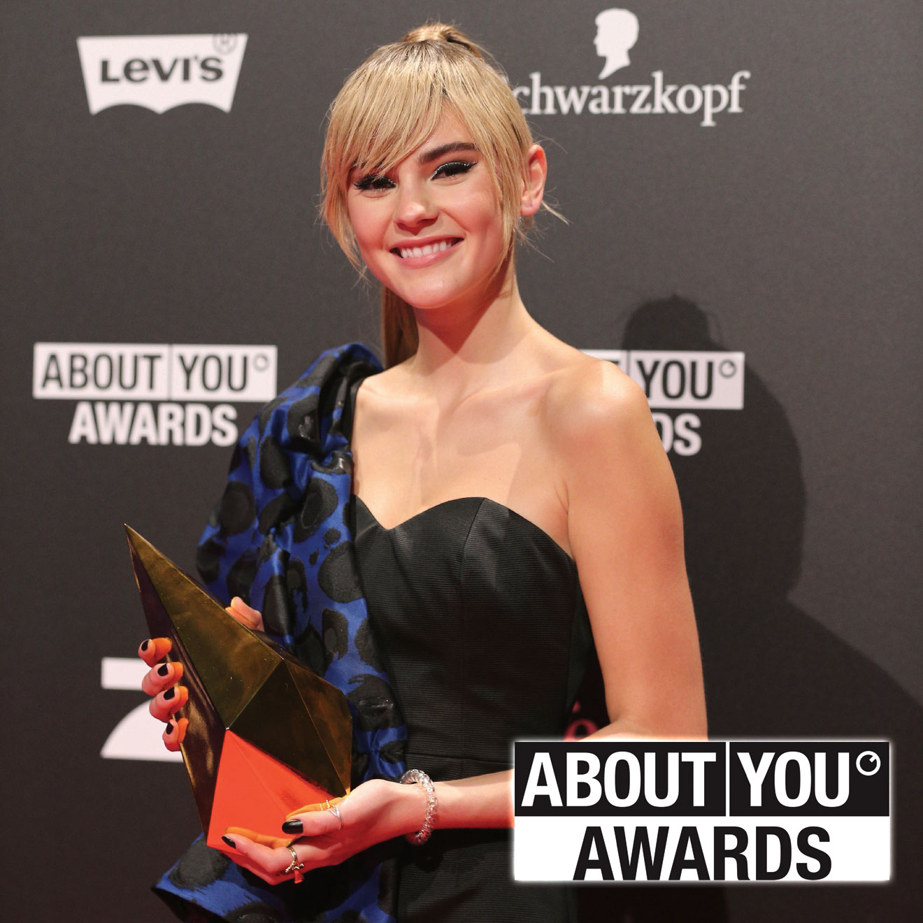 "And the Winner is… Acht strahlende Gewinner bei den ""About You Awards"""