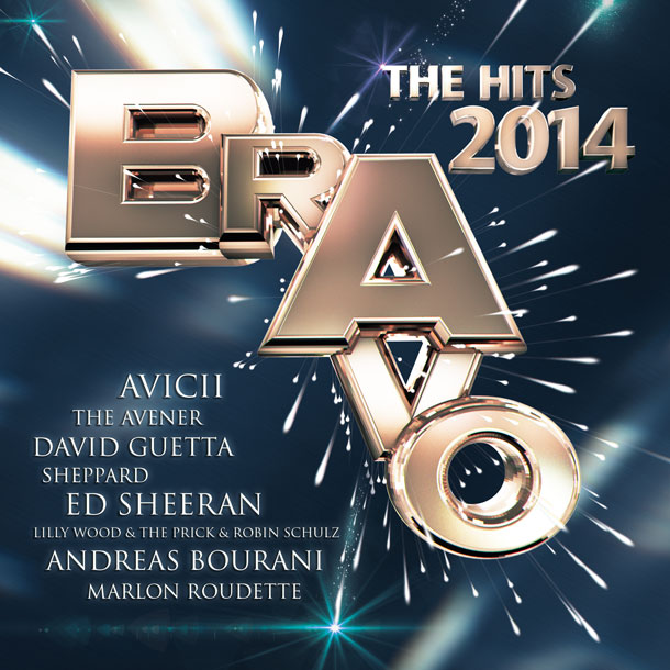 BRAVO The Hits 2014 ist da!