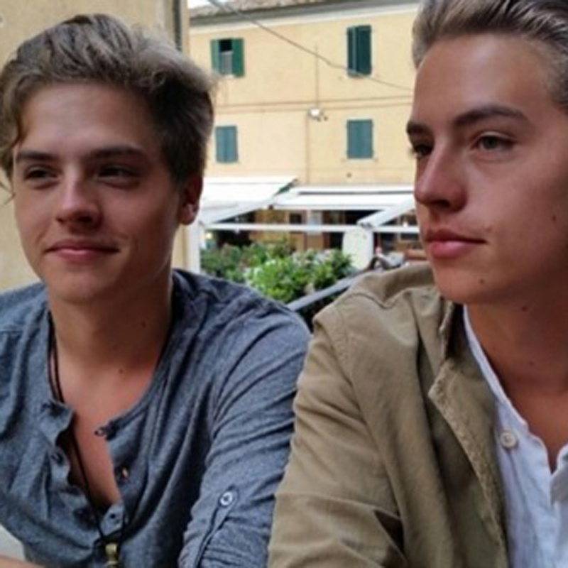 Dylan und Cole Sprouse