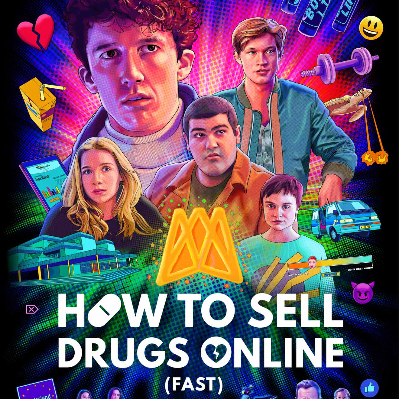 How To Sell Drugs Staffel 3