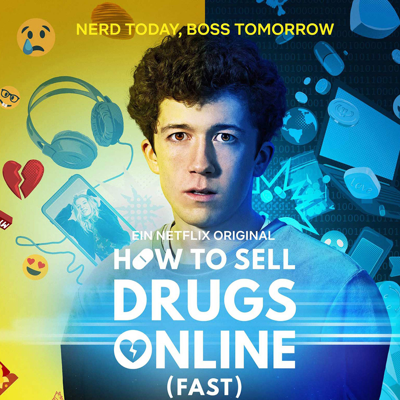 """""""How To Sell Drugs Online (Fast)"""": Alle Infos zur 2. Staffel!"""