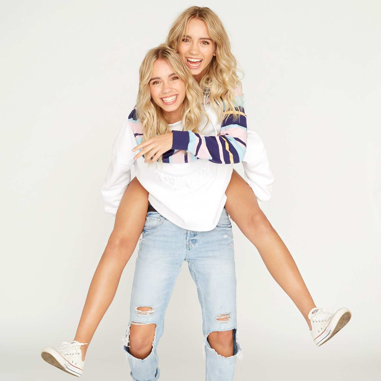 "Lisa & Lena starten eigene Entertainment-Show ""xLL"""