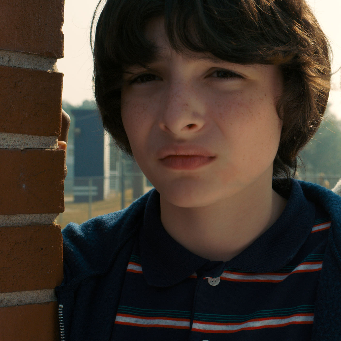 "Noah Schnapp spielt ""Will Byers"" in ""Stranger Things"""