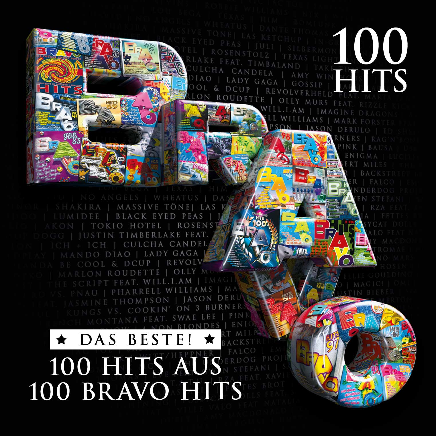 "Sonderedition ""BRAVO 100 Hits – Das Beste!"""