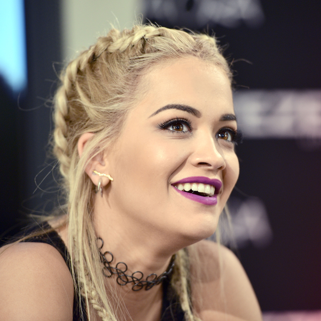 Rita Ora bei The Voice of Germany