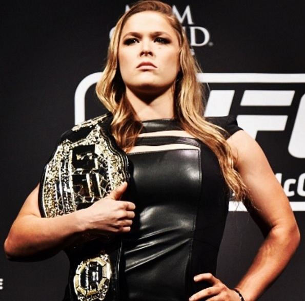 Ronda Rousey dachte an Selbstmord!