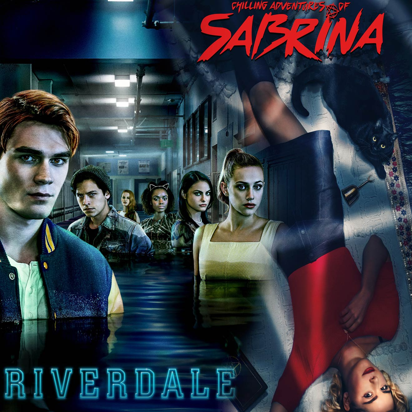 Riverdale Und Chilling Adventures Of Sabrina Crossover