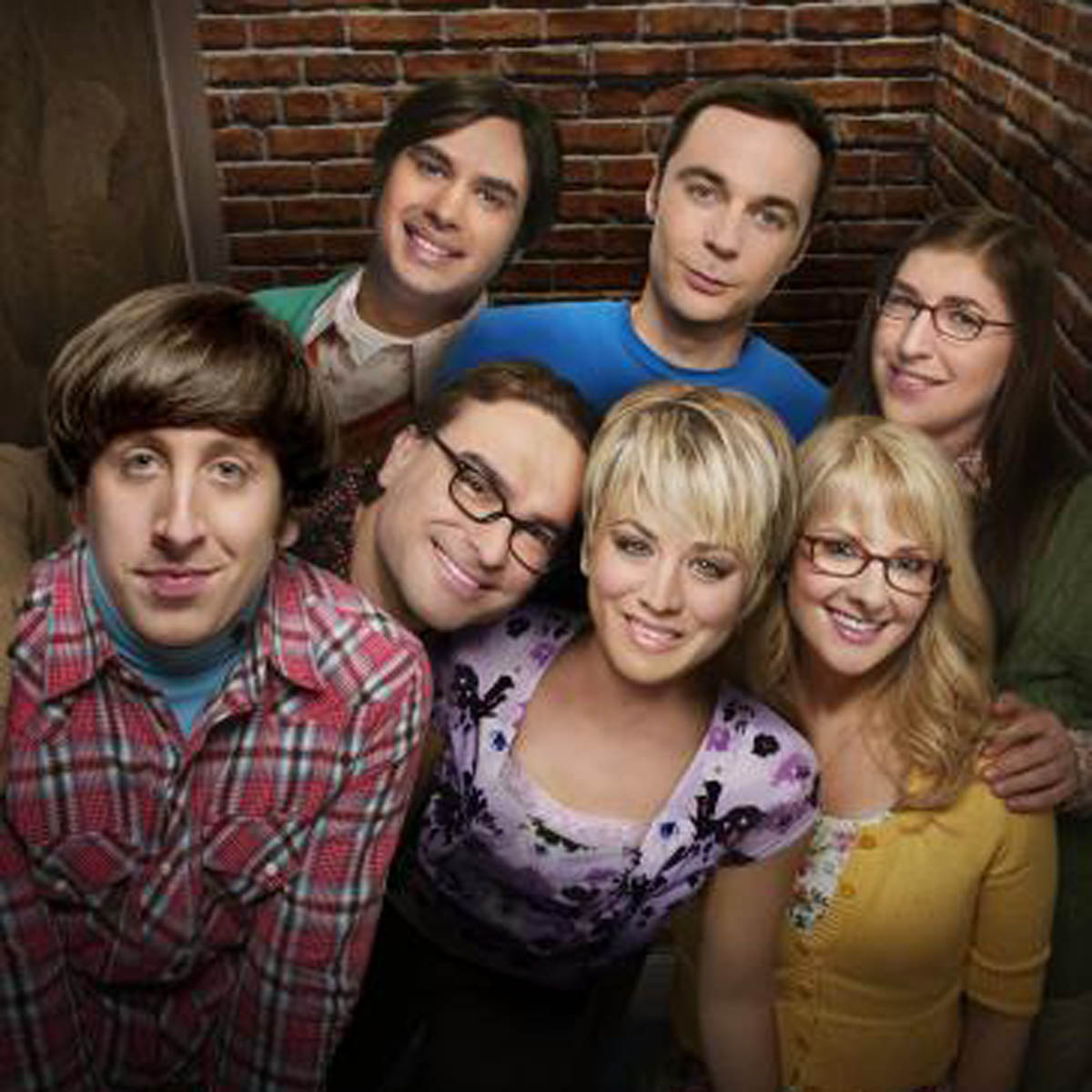 """""""The Big Bang Theory"""": Ist die Crew befreundet?"""