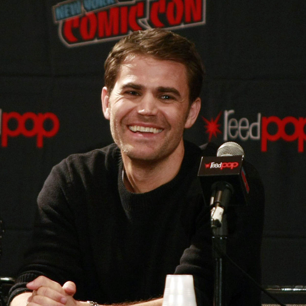 """The Vampire Diaries""-Star Paul Wesley: peinliches Fan-Interview"