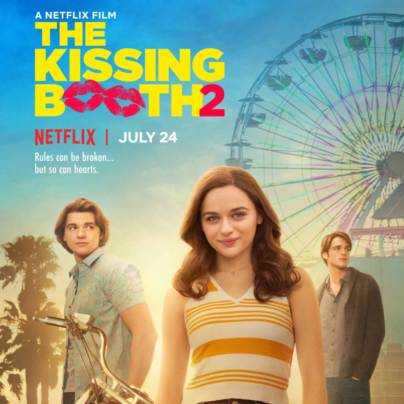 """""""The Kissing Booth"""": Teil 3 in Planung?"""