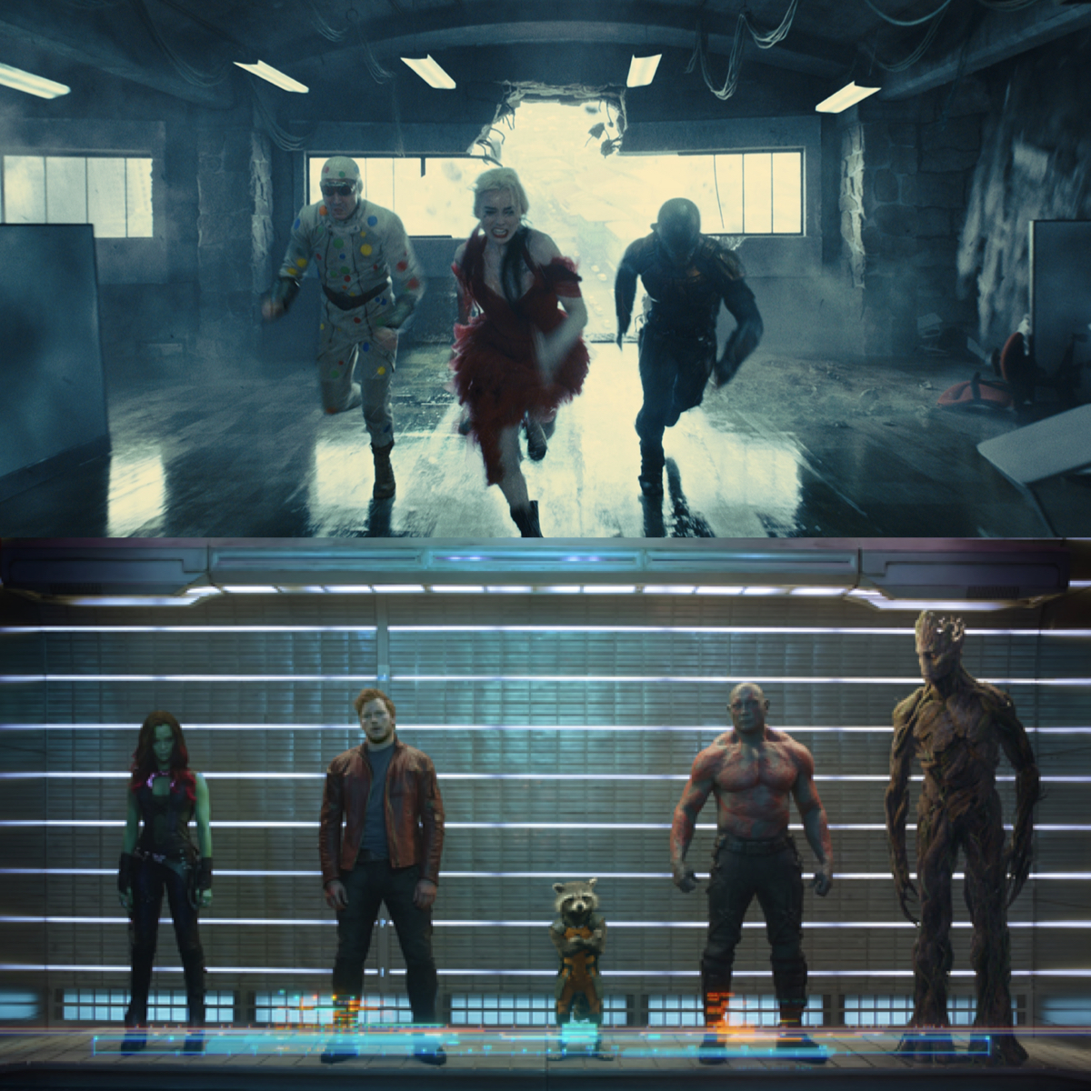 """Was ist besser """"The Suicide Squad"""" oder """"The Guardians of the Galaxy""""?"""