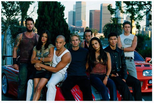 Fast & Furious Crew - 2001