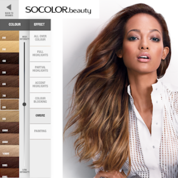 Frisuren-App-Matrix-Color-Lounge