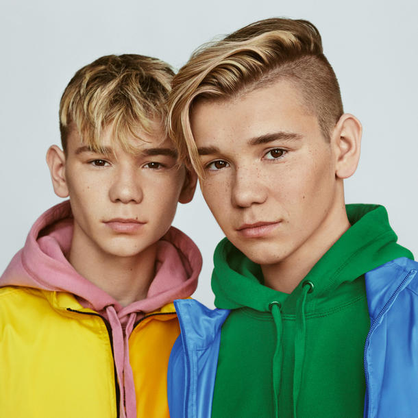 Marcus & Martinus: Song mit Rap-Superstar Lil Nas X?