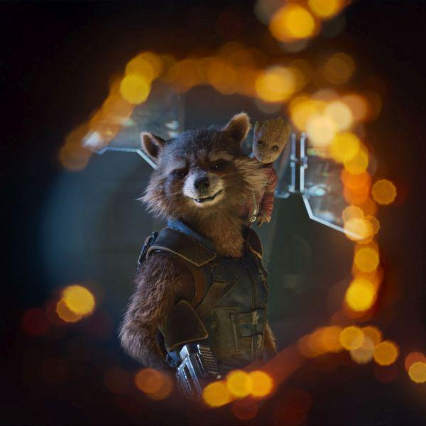 "Rocket bei ""Guardians of the Galaxy Vol. 2"""