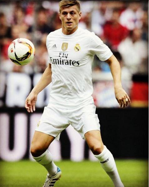 Toni Kroos bei Real Madrid