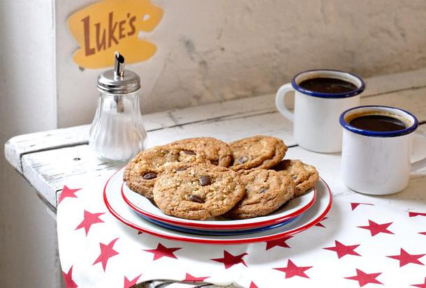 Gilmore Girls Lukes Coffee Cookies
