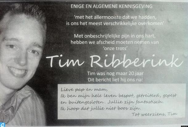 o tim ribberink facebook