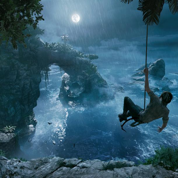 """Shadow of the Tomb Raider"": Lara Croft in Action!"