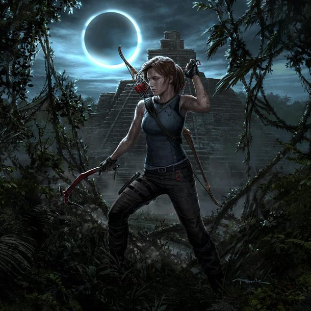 """Shadow of the Tomb Raider"": Maya Dschungel"