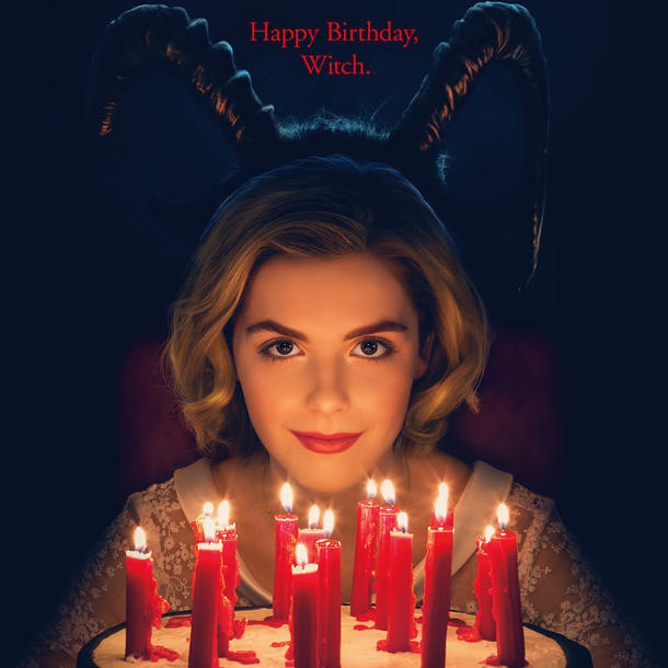 """The Vampire Diaries"": 10 Serien für Mystery-Fans - The Chiling Adventures of Sabrina"