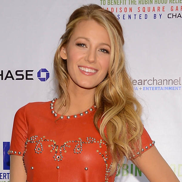 Blake Lively Nasen OP Beauty