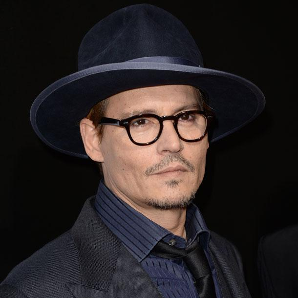 Johnny Depp: 1. Mal mit 13