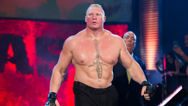 Die stärksten WWE Superstars: Brock Lesnar