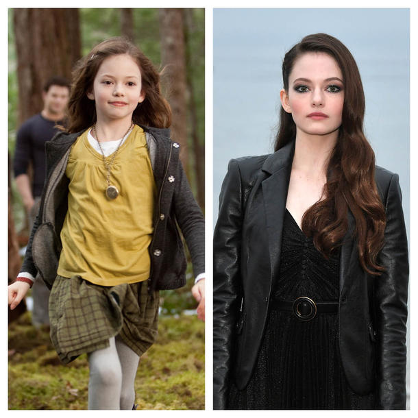 """Star Wars"", ""The Sixth Sense"", ""Twilight"" – Das machen die Kinderstars heute Mackenzie Foy"