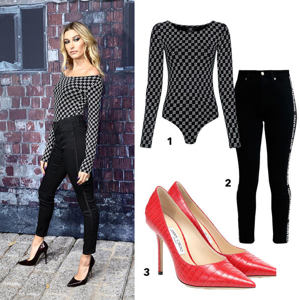 steal Style, Star Style, Star Outfits, Outfit Hailey Bieber, Klamotten Stars, Klamotten Hailey Bieber, look like Hailey Bieber, wie Hailey Bieber aussehen