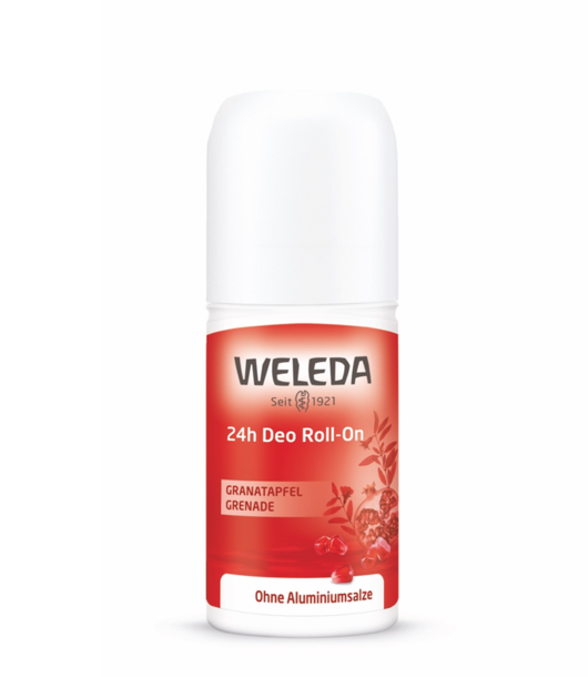 Deo Roll-On von Weleda.