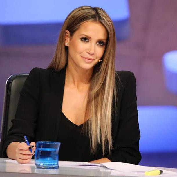 Mandy Capristo blond