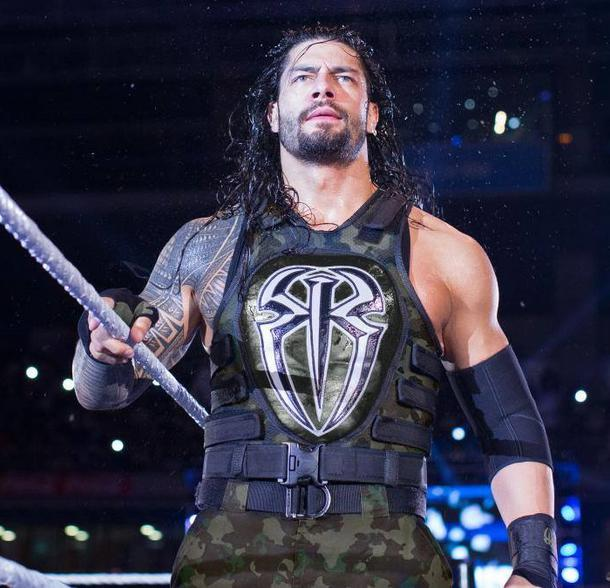 Die 10 stärksten WWE Superstars: Roman Reigns