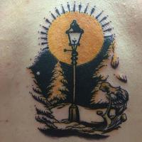 Chroniken von Narnia Tattoo