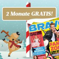 BRAVO X-Mas-Abo: Zwei Monate gratis!
