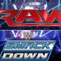 WWE Raw Smackdown Split