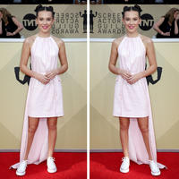 Millie Bobby Brown auf dem Red Carpet