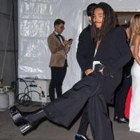 Star-Boys in Frauenkleidung Luka Sabbat
