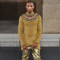 Star-Boys in Frauenkleidung Pharrell Williams